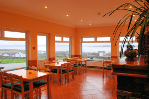 Tig Congaile - B&B Aran Islands County Galway Ireland - Dining Room