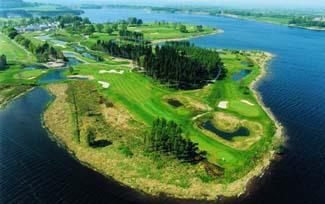 Tulfarris Golf Resort - Blessington County Wicklow Ireland