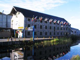 Tullamore Dew Heritage Centre - Tullamore County Offaly Ireland