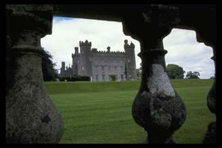 Tullynally Castle & Gardens - Castlepollard County Westmeath