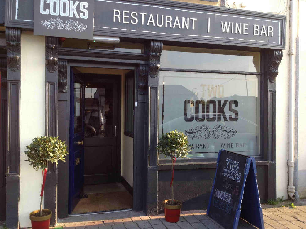 Two Cooks Restaurant & Wine Bar, Sallins Co Kildare
