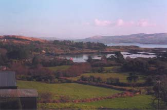 Hillcrest House - Self Catering - Ahakista County Cork ireland - View