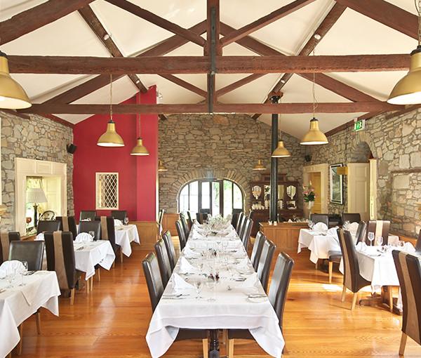 Viewmount House - VM Restaurant