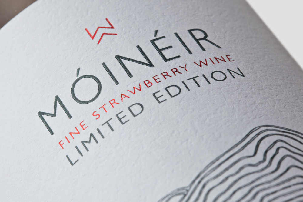 Wicklow Way Wines - Moineir Label