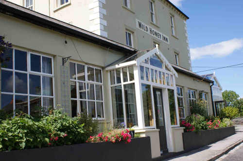 Wild Honey Inn - Lisdoonvarna County Clare ireland