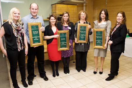 Irish Breakfast Awards 2012 - Best B&B Breakfast - Powersfield House - Dungarvan County Waterford Ireland
