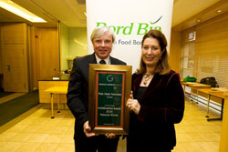 irish brekfast awards - national winner