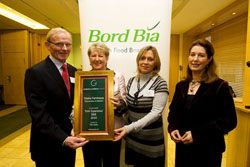 Irish Experience B&B Award