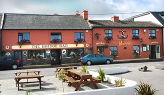 The Moorings - Portmagee County Kerry Ireland