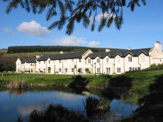 The BrookLodge & Wells Spa - Macreddin County Wicklow Ireland