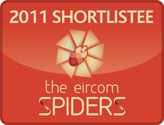 Golden Spider Awards Shortlisted for Best Travel, Tourism &Hospitality Site 2008