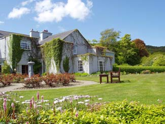 Gregans Castle Hotel - Ballyvaughan County Clare Ireland - Dog Friendly