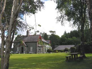 Ballykine House - Clonbur County Galway Ireland