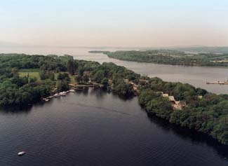 Lusty Beg Island - Boa Island Kesh County FErmanagh Northern Ireland