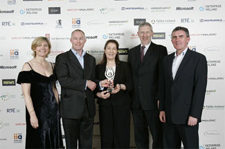 IIA Net Visionary Awards 2010 - Online Tourism