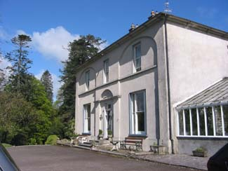 Ballyrafter House - Lismore County Waterford Ireland