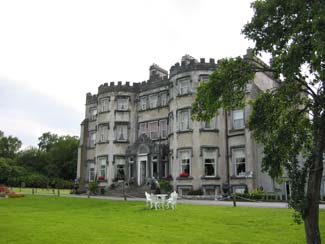 Ballyseede Castle - Tralee County Kerry ireland