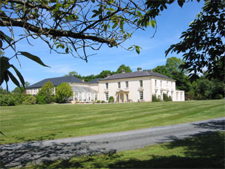 Castle Grove Country House - Letterkenny County Donegal Ireland