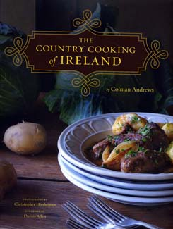 The Country Cooking of Ireland by Colman Andrews