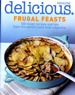 Delicious Magazine's Frugal Feast