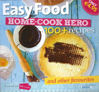 Easy Food Home-Cook Hero, 100+ recipes and other favourites (paperback, 146pp; Zahra Publishing, ?4.95)