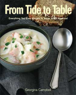 From Tide to Table by Georgina Campbell
