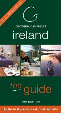 Ireland Guide - Georgina Campbell's Ireland The Guide 11th Edition