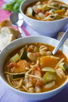Hearty Minestrone Soup - Good Mood Food by Donal Skehan
