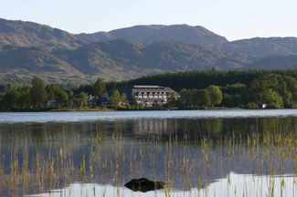 Harveys Point Country Hotel - Lough Eske County Donegal Ireland - Dog Friendly