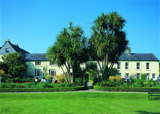 Hunters hotel - County Wicklow Ireland