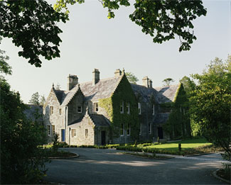 Hunting Lodge at Castle Leslie - Glaslough County Monaghan Ireland