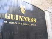 Guinness Brewery, St. James's Gate, Dublin, Ireland
