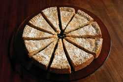 Mincemeat and Almond Shortbread from Brenda Costigan's From Brenda's Kitchen