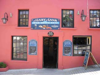 Mary Anns Bar Amp Restaurant The Seafood Interview With
