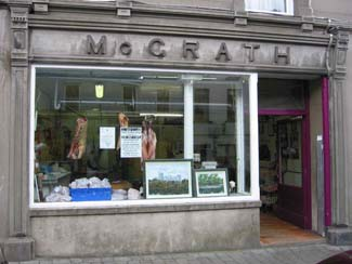 McGraths Butchers - Lismore County Waterford Ireland