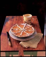 Spiced Apple & Pumpkin Pie by Brian Glover