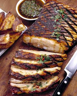 Paprika Spiced Pork Belly