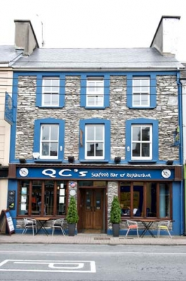 QCs Seafood Bar, Restaurant & Townhouse - Cahirciveen County Kerry Ireland