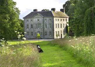 Roundwood House, Mountrath County Laois Ireland