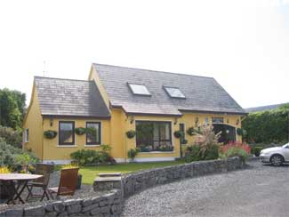 Rusheen Lodge - Ballyvaugahn County Clare Ireland