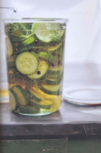 Pickled Cucumber - Salt Sugar Smoke by Diana Henry