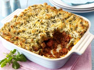 Shepherds Pie wth Watercress Champ