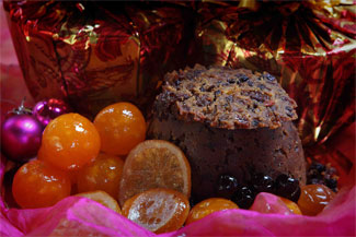 Country Choice Christmas Pudding
