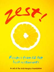 Zest! Cookbook