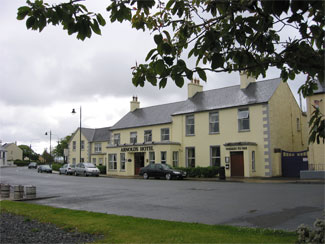 Arnolds Hotel - Dunfanaghy County Donegal Ireland