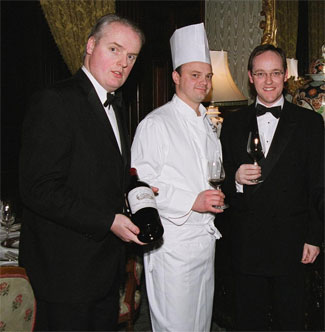 Ashford Castle - Cong County Mayo Ireland - wine