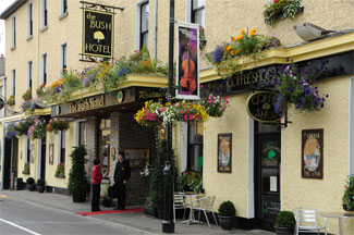Bush Hotel - Carrick on Shannon County Leitrim Ireland
