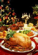 christmas food Nollaig Shona Duit
