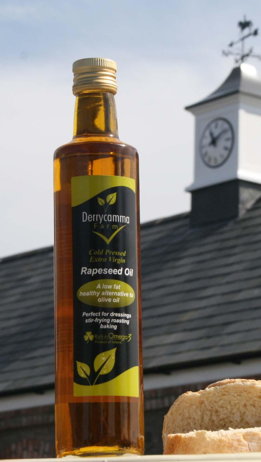rapeseed oil irish rapeseed oil special irish foods. Black Bedroom Furniture Sets. Home Design Ideas