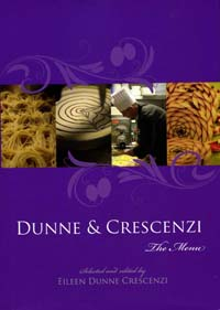 Dunne & Crescenzi - The Menu